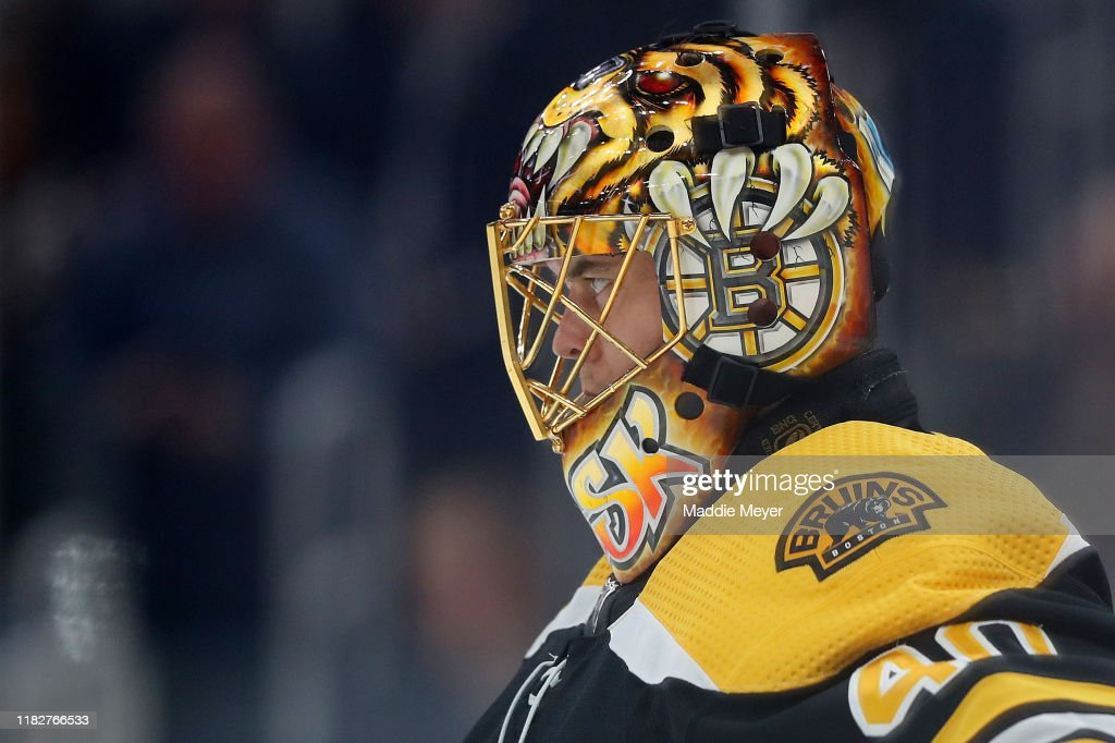 Toronto Maple Leafs v Boston Bruins : News Photo