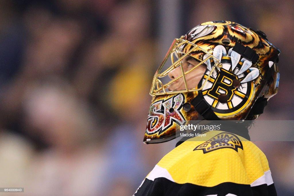 Tampa Bay Lightning v Boston Bruins - Game Three : News Photo