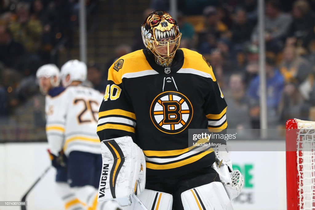 Buffalo Sabres v Boston Bruins : News Photo