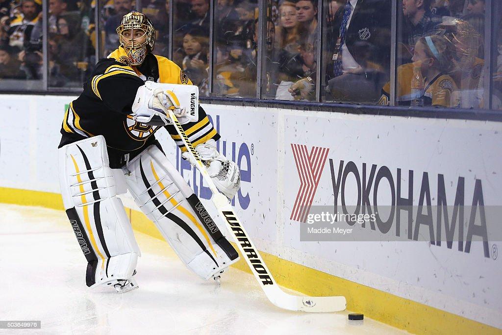 Washington Capitals v Boston Bruins : News Photo