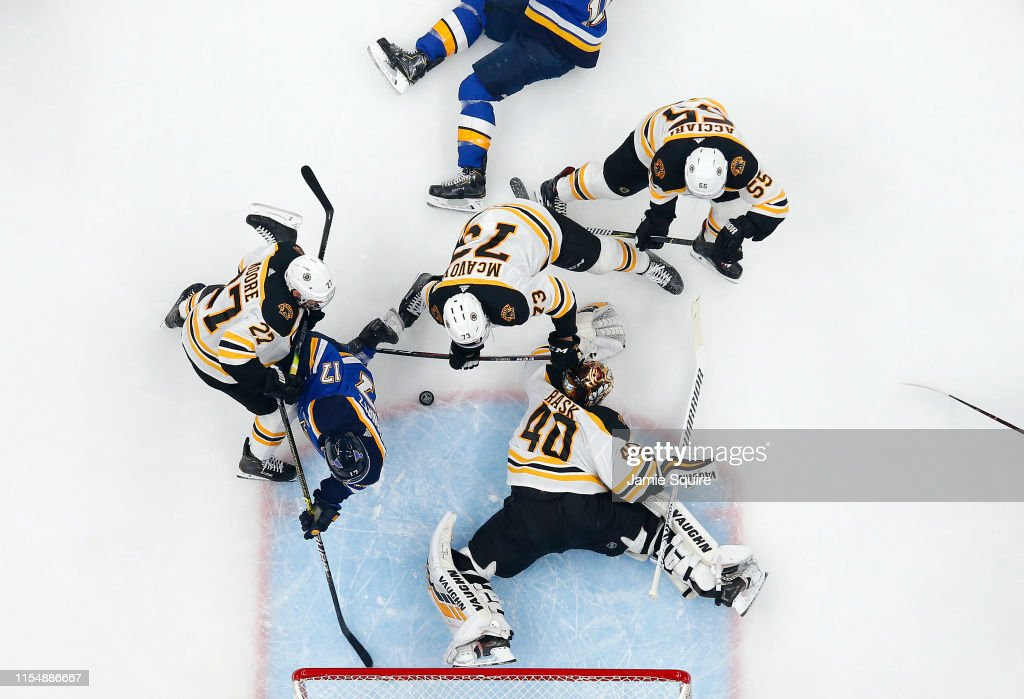 2019 NHL Stanley Cup Final - Game Six : News Photo