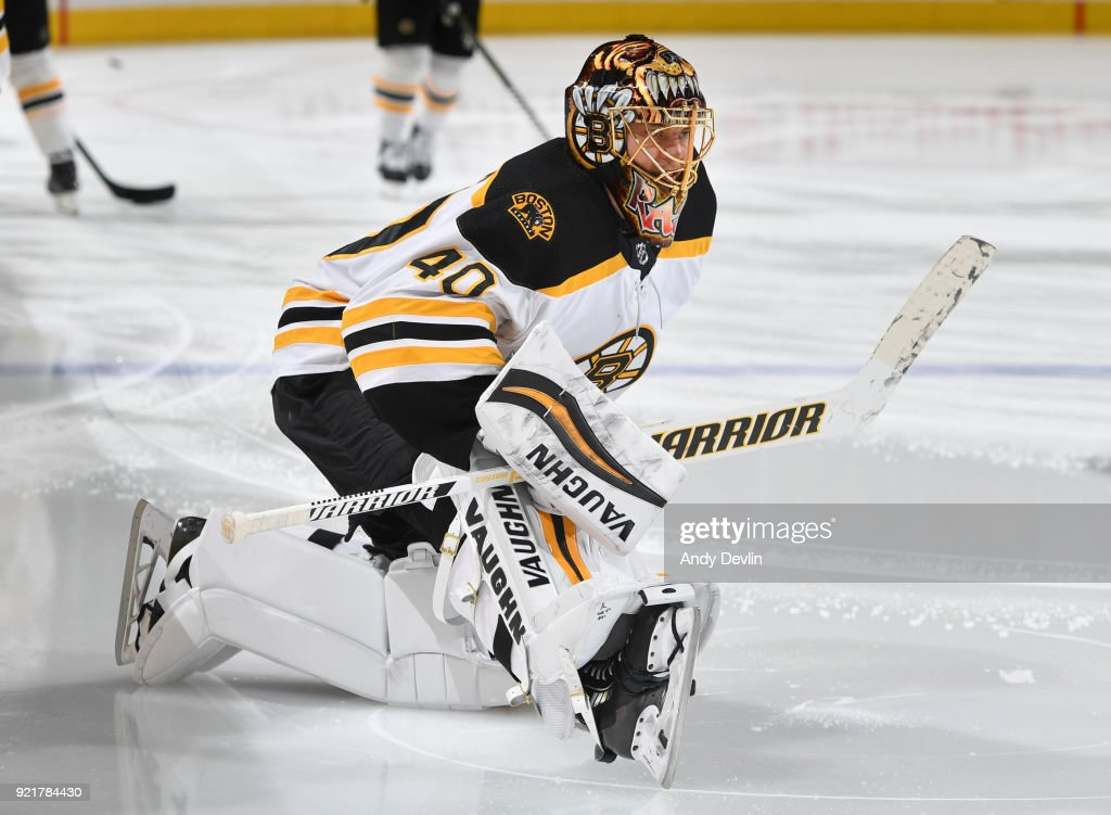 Boston Bruins v Edmonton Oilers