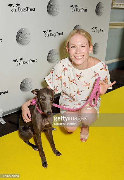 Tuuli Shipster attends the Dogs Trust Honours held at Home House on July 23 2013 in London England