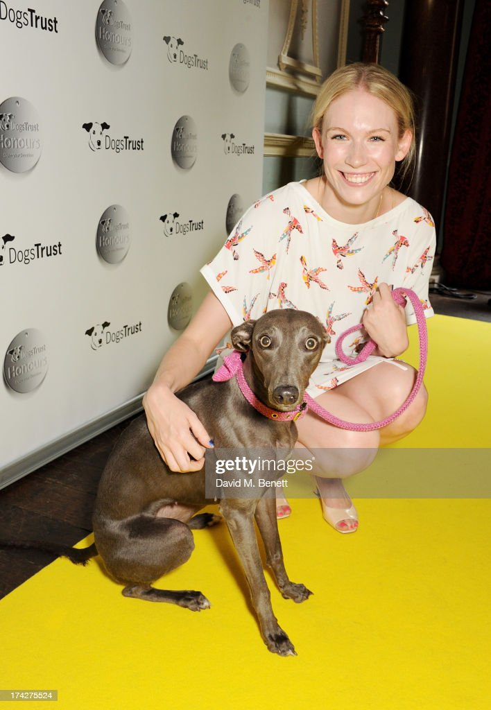 Tuuli Shipster attends the Dogs Trust Honours held at Home House on July 23, 2013 in London, England.
