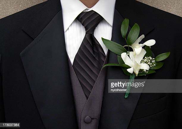 tuxedo - dinner jacket stock pictures, royalty-free photos & images