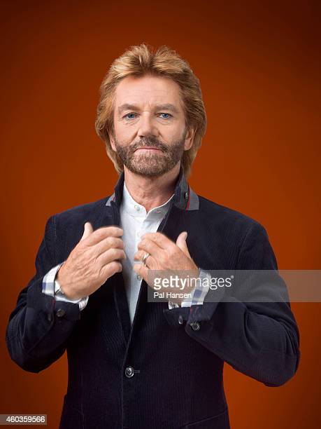Tv broadcaster Noel Edmonds is photographed for Event magazine on October 24 2014 in London England