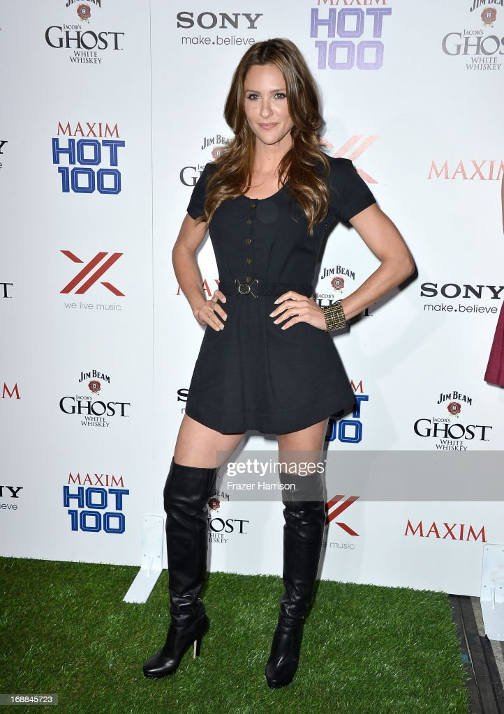 Maxim Hot 100 Party - Arrivals : News Photo