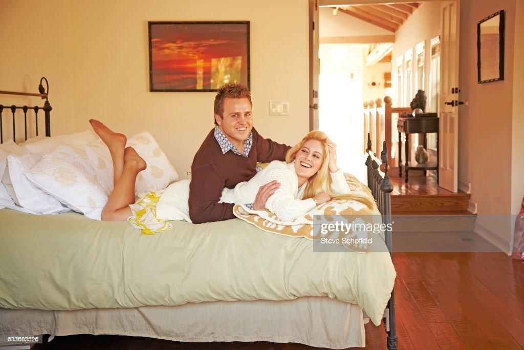 Spencer Pratt & Heidi Montag, OK magazine UK, March 5, 2013