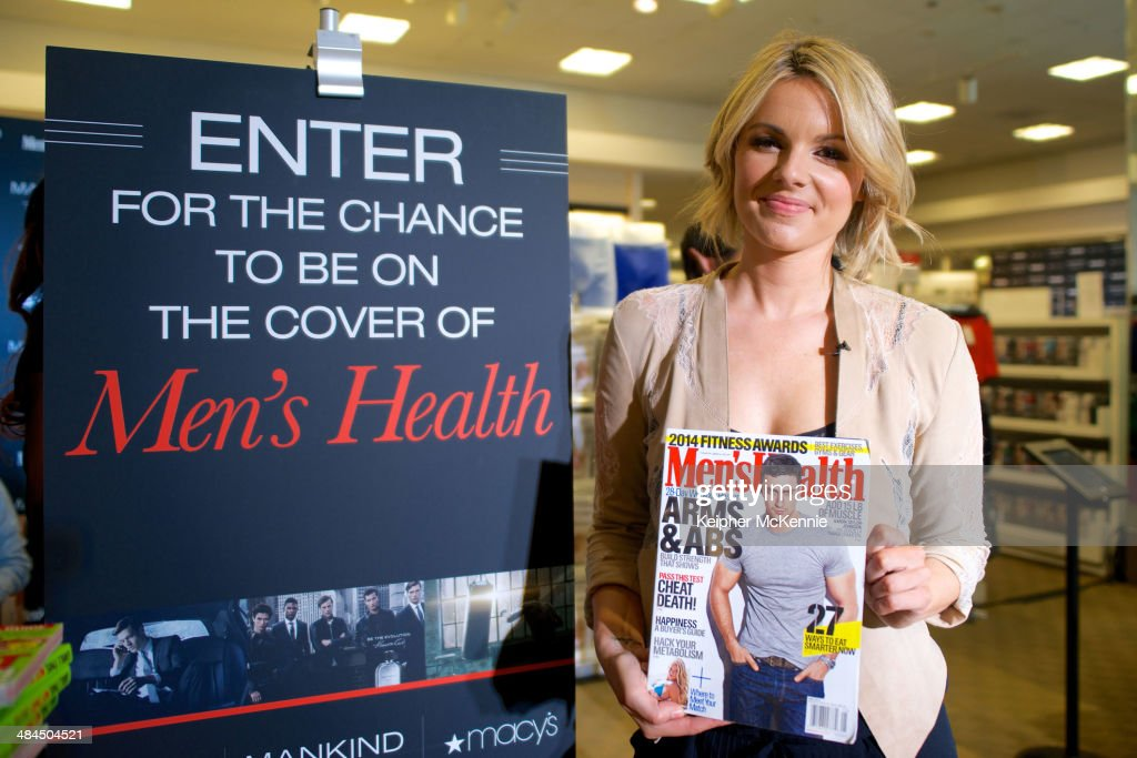 "Men's Health Live Casting Event For The Search For ""The Ultimate Men's Health Guy"" Presented By Kenneth Cole"