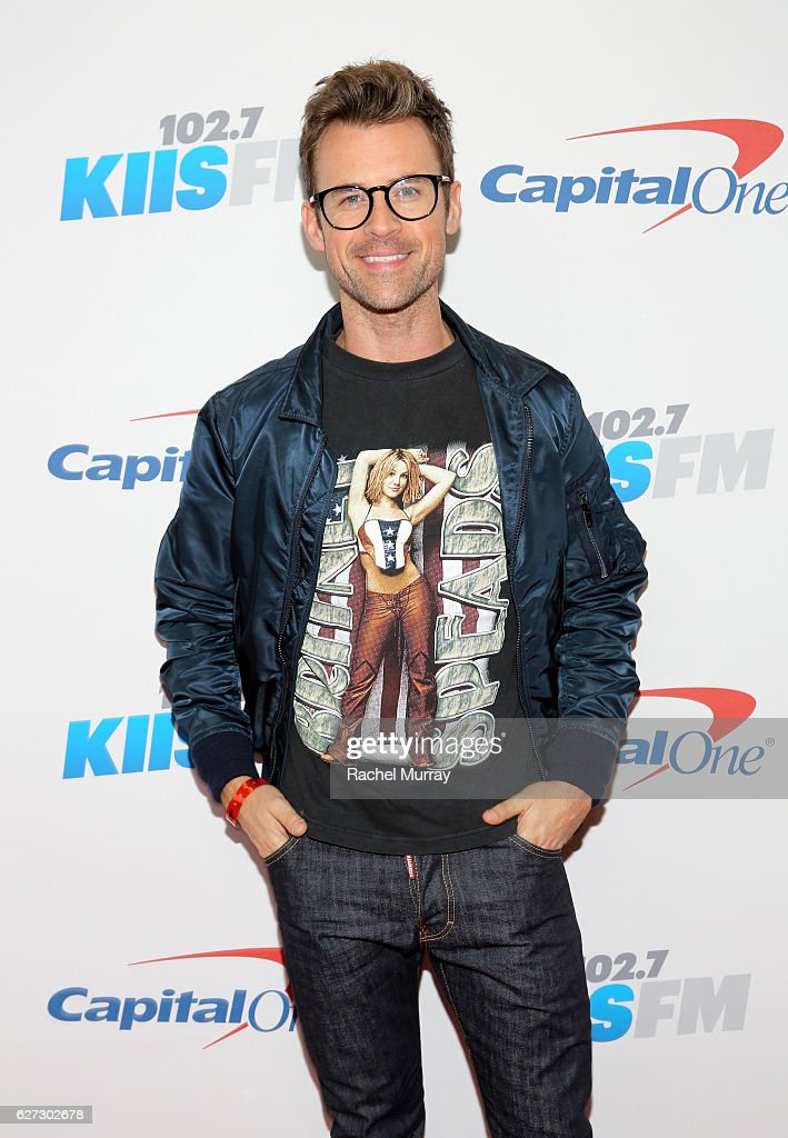 Tv personality Brad Goreski attends 102.7 KIIS FM's Jingle Ball 2016 presented by Capital One at Staples Center on December 2, 2016 in Los Angeles, California.