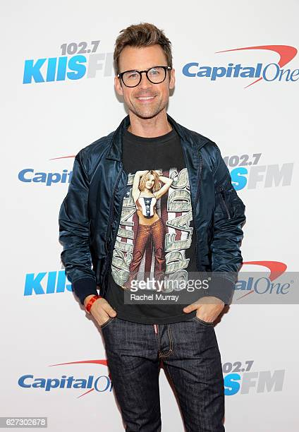 Tv personality Brad Goreski attends 1027 KIIS FM's Jingle Ball 2016 presented by Capital One at Staples Center on December 2 2016 in Los Angeles...