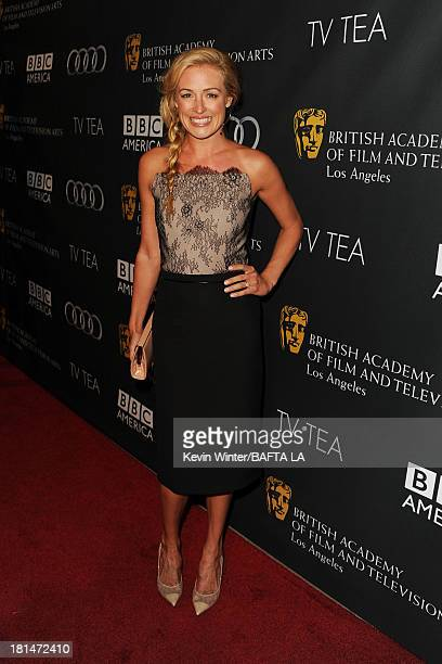 Tv personality Cat Deeley attends the BAFTA LA TV Tea 2013 presented by BBC America and Audi held at the SLS Hotel on September 21 2013 in Beverly...
