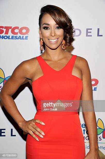 Tv personality Gloria Govan attends the Children's Hospital Los Angeles' Gala Noche De Ninos at LA Live on October 11 2014 in Los Angeles California