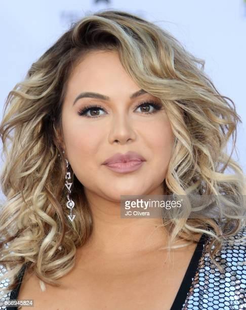 Tv personality Janney Marin AKA Chiquis Rivera attends The 2017 Latin American Music Awards at Dolby Theatre on October 26 2017 in Hollywood...