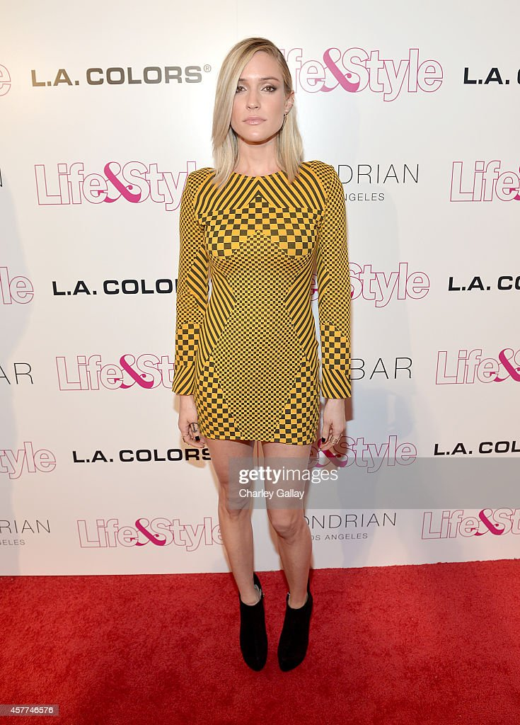 Life & Style Weekly's 10 Year Anniversary Party - Arrivals