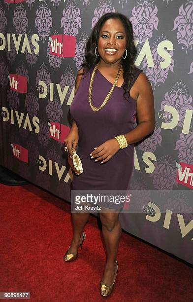 Tv personality Sherri Shepherd attends 2009 VH1 Divas at Brooklyn Academy of Music on September 17 2009 in New York City
