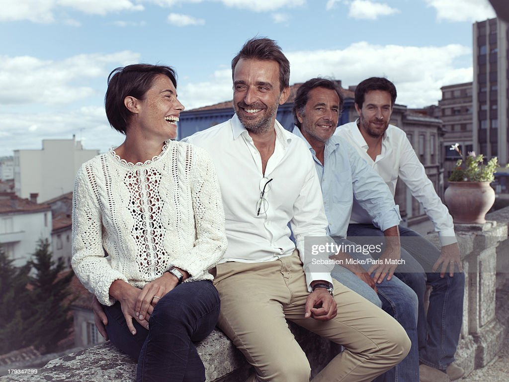 Festival of French Language Film, Paris Match Issue 3354, September 4, 2013