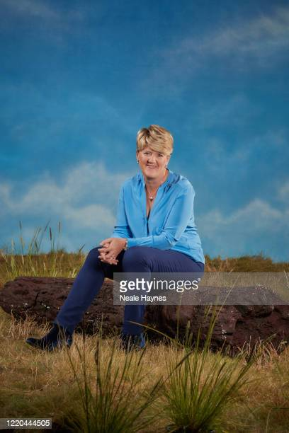 GBR: Claire Balding, Daily Mail UK, April 11, 2020