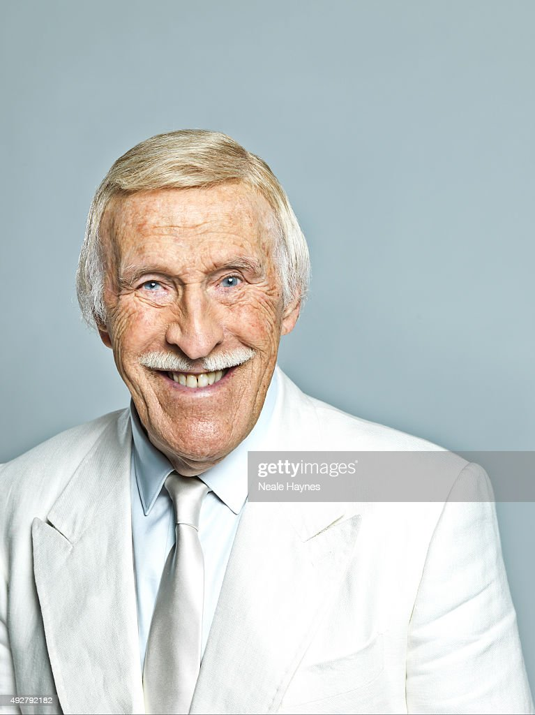 Bruce Forsyth, Daily Mail UK, September 12, 2015
