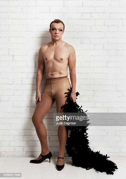 Tv presenter and comedian Graham Norton is photographed for the Times magazine on November 12 2008 in London England