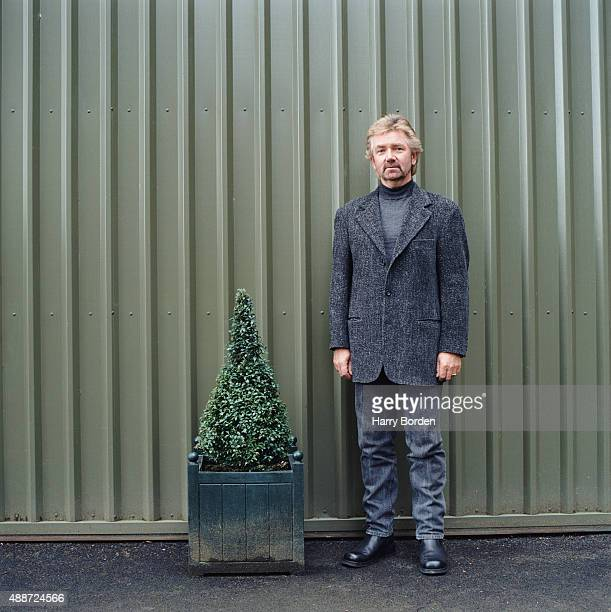Tv presenter and producer Noel Edmonds is photographed for the Independent on October 28 1999 in Dartmoor England