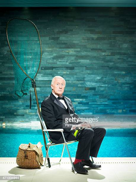 Tv presenter Chris Tarrant is photographed for Event magazine on October 1 2014 in London England