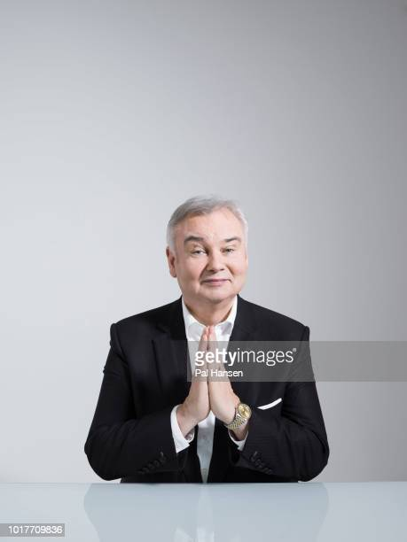 Tv presenter Eamon Holmes is photographed for Event magazine on February 22 2018 in London England