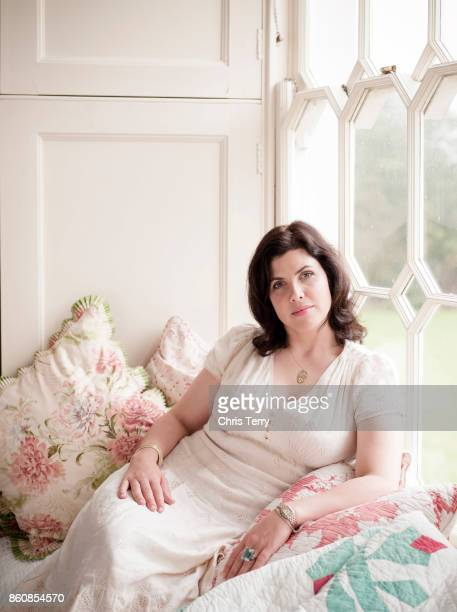 Tv presenter Kirstie Allsopp is photographed on August 26 2009 in London England