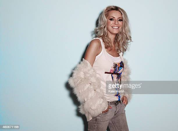 Tv presenter Tess Daly is photographed on March 28 2012 in London England