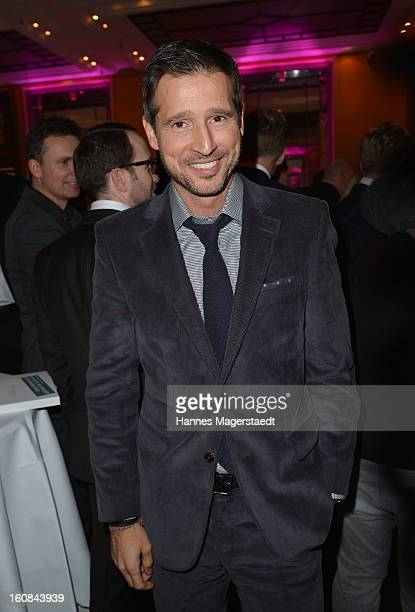 TVhost Andreas Tuerck attends the Best Brands 2013 Gala at Bayerischer Hof on February 6 2013 in Munich Germany