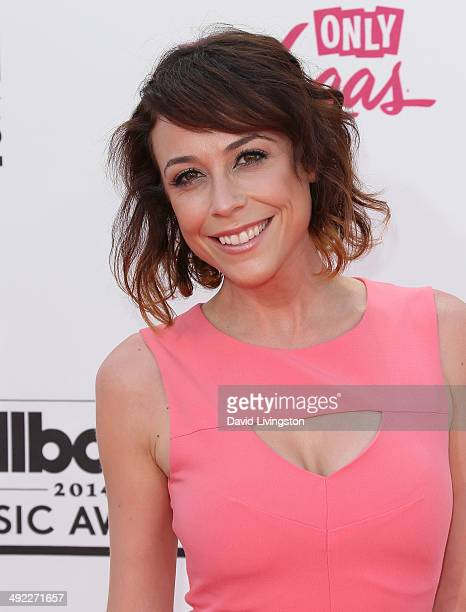 Web personality Shira Lazar attends the 2014 Billboard Music Awards at the MGM Grand Garden Arena on May 18, 2014 in Las Vegas, Nevada.