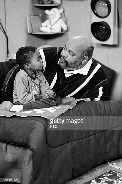 AIR Twas the Night Before Christmas Episode 13 Air Date Pictured Gregory Wheeler as 5yearold Nicky James Avery as Philip Banks