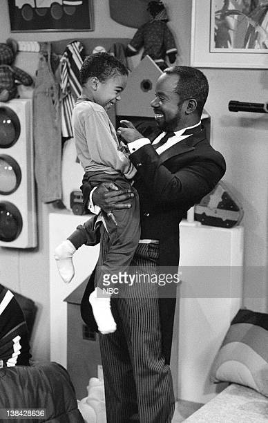 AIR Twas the Night Before Christmas Episode 13 Air Date Pictured Gregory Wheeler as Nicky Joseph Marcell as Geoffrey