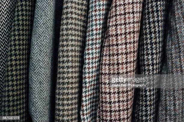 Tweed jackets