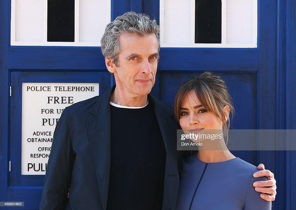 Doctor Who Stars Visit Sydney As Part Of Their World Tour : Fotografía de noticias