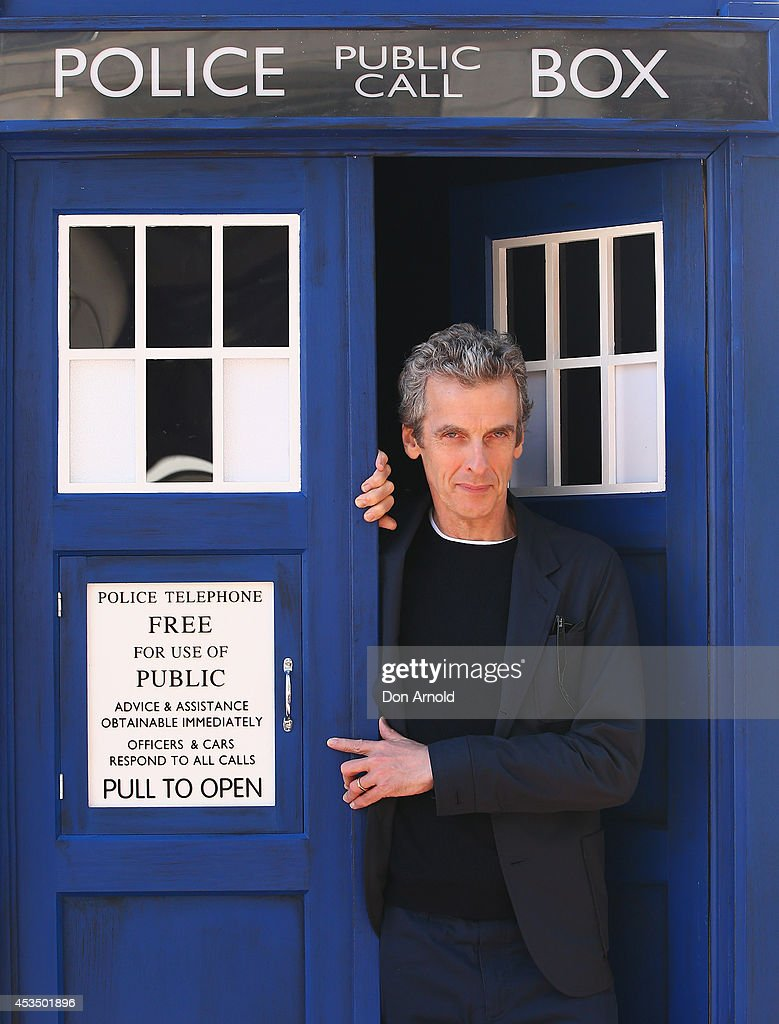 """""""Doctor Who"""" Stars Visit Sydney As Part Of Their World Tour"""
