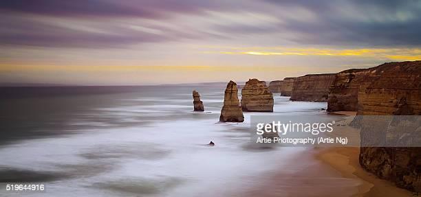 Twelve Apostles, Campbell National Park, Great Ocean Road, Victoria, Australia