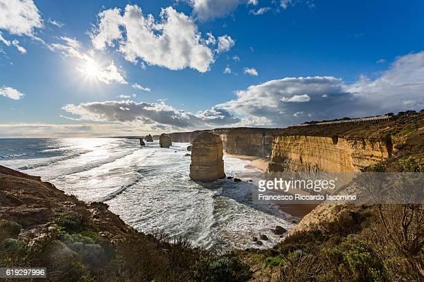 twelve apostles, great ocean road, australia - francesco riccardo iacomino australia foto e immagini stock