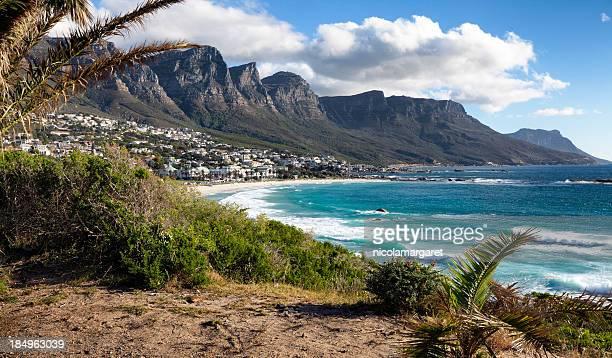 Twelve Apostles mountains, Cape Town
