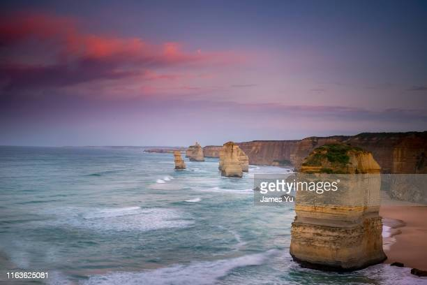 twelve apostles - capital cities stock pictures, royalty-free photos & images