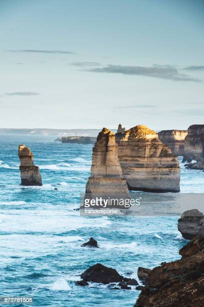 twelve apostles view in the morning