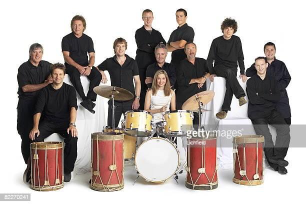 Twelve Drummers Drumming Mick Avory Roger Taylor Kenny Jones Rob Green Dave Rowntree Roger Taylor Caroline Corr Dylan Jones Nick Mason Eds Chester...