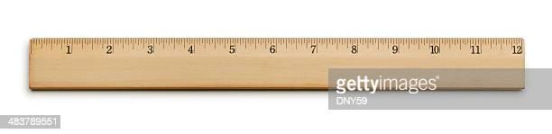 ルーラー 12 インチ - ヤードポンド法 ストックフォトと画像