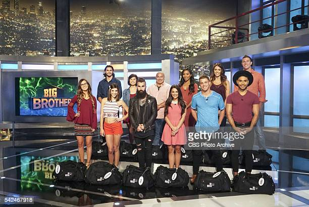 Twelve new houseguests move into the BIG BROTHER house for a summer vacation tonight Wednesday June 22 when the new season begins with a special...