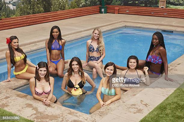 Twelve new houseguests move into the BIG BROTHER house for a summer vacation on the CBS Television Network Julie Chen is host