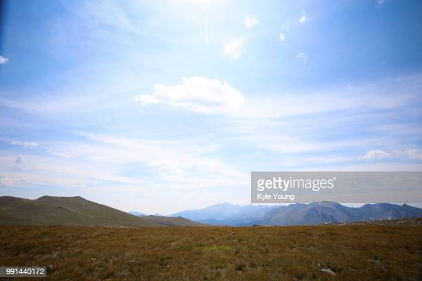 twelve thousand feet - kyle thousand stock pictures, royalty-free photos & images