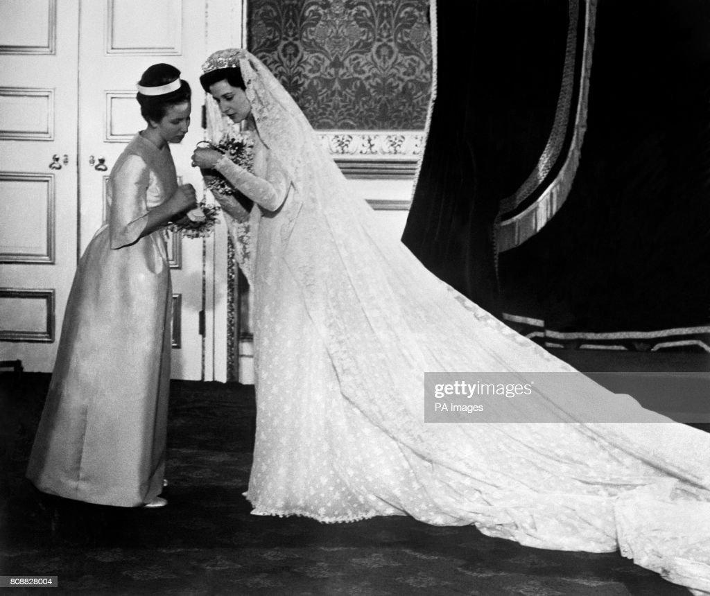 Royalty - Princess Alexandra and Angus Ogilvy Wedding - London ...