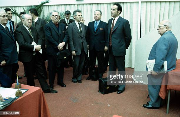 Twentieth Congress Of The French Communist Party In Saintouen SaintOuen décembre 1972 Lors du vingtième congrès du Parti Communiste Français de...