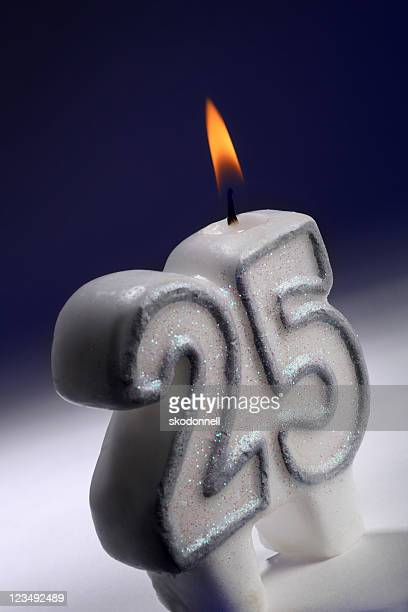 Veinte fifth un aniversario o un cumpleaños