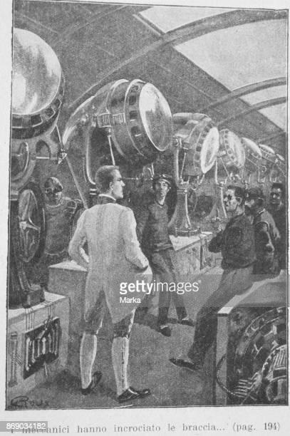 Twenty Thousand Leagues Under The Sea Jules Verne